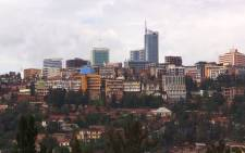 FILE: The city of Kigali in Rwanda. Picture: EWN.
