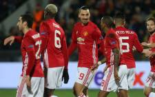 Manchester United secured a 1-1 draw on a threadbare pitch at Rostov in the first leg of the Europa League on 9 March 2017. Picture: Facebook.