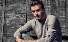 FILE: David Beckham. Picture: Instagram/@davidbeckham.