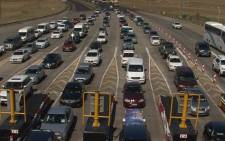 A general view of traffic on the N3 Toll Concession. Picture: @N3Route/Twitter.