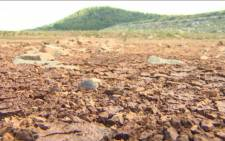 FILE: Drought conditions had reached a critical stage months ago, when dam levels were at their lowest. Picture : CNN/ screen grab