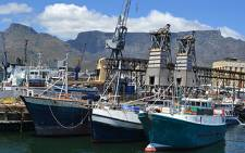 FILE: Fishing boats in Cape Town. Picture: Aletta Gardner/EWN