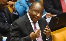 FILE: President Cyril Ramaphosa. Picture: EWN.