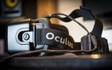 An Oculus Rift headset. Picture: EWN