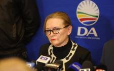 FILE: Democratic Alliance leader Mmusi Maimane has announced that Helen Zille will step down from all the party's decision-making structures on 13 June 2017. Picture: Christa Eybers/EWN.