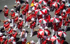 Thousands of people turned up for the annual Cape Minstrels Tweede Nuwe Jaar Parade. Picture: Aletta Gardner/EWN.
