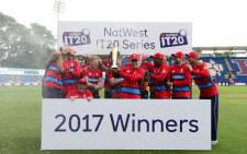 England beat South Africa by 19 runs to complete a Twenty20 series victory at Cardiff. Picture: Twitter/@englandcricket.