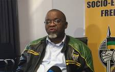 ANC secretary-general Gwede Mantashe. Picture: Christa Eybers/EWN