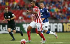 Dionatan Teixeira during his time with Stoke City. Picture: @stokecity/Twitter