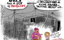 Jerm: celebrating Africa Day