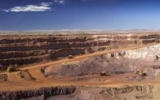 FILE: Kumba's Kolomela mine near Postmasburg in the Northern Cape Province. Picture: angloamericankumba.com