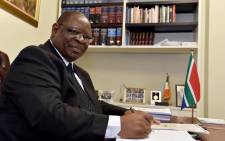 FILE: Deputy Chief Justice Ray Zondo. Picture: GCIS.