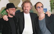 A file photo of the Bee Gees, Maurice Gibb, Barry Gibb and Robin Gibb, taken in 1997. Picture: AFP