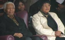 FILE: Former SA President Nelson Mandela and his ex-wife Winnie Madikizela-Mandela. Picture: EWN
