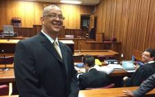 FILE: Ipid head Robert McBride seen at court. Picture: Barry Bateman/EWN.
