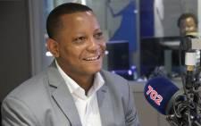 SABC COO Chris Maroleng. Picture: Radio 702