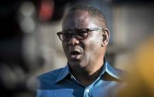 FILE: This file photo shows Zwelinzima at Wits University. Picture: Thomas Holder/EWN