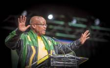 FILE: ANC President Jacob Zuma. Picture: Thomas Holder/EWN