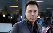 Elon Musk, co-founder and CEO of Tesla. Picture: EPA/Jerry Lampen.