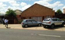 The Laudium home of Sangeeta Ramjee, who was found dead on the kitchen floor on 14 January 2014. Picture: Reinart Toerin/EWN.