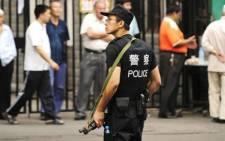 China Police. Picture: supplied.