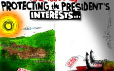 Jerm counts the costs of protecting the president's interests.