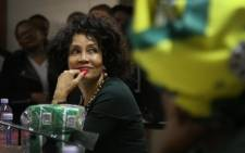 FILE: Lindiwe Sisulu. Photo: Bertram Malgas/EWN