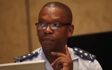 Gauteng police commissioner Lt-Gen Mzwandile Petros. Picture: Taurai Maduna/EWN