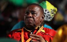 Blade Nzimande at the Mangaung Conference. Picture: EWN