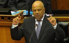 FILE: Finance Minister Pravin Gordhan. Picture GCIS.
