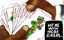Jerm: Zuma Reshuffles
