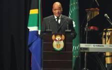 President Jacob Zuma. Picture: EWN