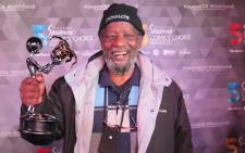 FILE: Joe Mafela won the 2015 Comics' Choice Award Lifetime Achievement Award. Picture: Louise McAuliffe/EWN