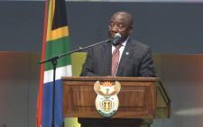 A screengrab of Deputy President Cyril Ramaphosa.