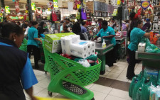 South Africans take advantage of Black Friday deals. Picture: Christa Eybers/EWN.