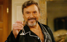 Actor Joseph Mascolo, who played the villain Stefano DiMera on 'Days of Our Lives'. Picture: Twitter.