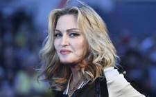 FILE: Madonna. Picture: AFP.