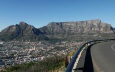 Table Mountain. Picture: SAPA.