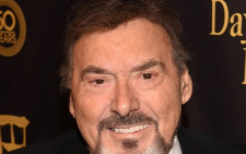 Actor Joseph Mascolo attends the 'Days Of Our Lives' 50th Anniversary Celebration at Hollywood Palladium in Los Angeles. Picture: AFP.