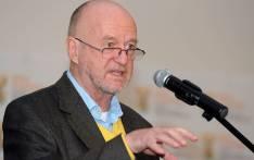 FILE: Former Tourism Minister Derek Hanekom. Picture: GCIS