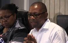 FILE: Congress of South African Trade Unions deputy general secretary Bheki Ntshalintshali. Picture: EWN