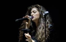 FILE: Singer-songwriter Lorde. Picture: AFP.