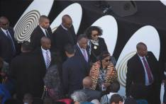 Dignitaries arrive at the 16th Nelson Mandela Annual Lecture in Johannesburg on 17 July 2018. Picture; Qaanitah Hunter/EWN