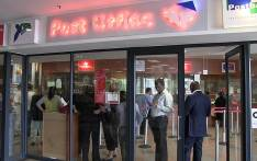 FILE: The Benmore Gardens post office in Johannesburg. Picture: Reinart Toerien/EWN.