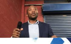 Democratic Alliance (DA) leader Mmusi Maimane attends the memorial service for DA ward councillor Xolile Gwangxu. Picture: Monique Mortlock/EWN