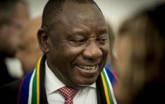 FILE: South Africa's Deputy President Cyril Ramaphosa talks to potential investors at a Brand South Africa briefing at the World Economic Forum in Switerland. Picture: Reinart Toerien/EWN