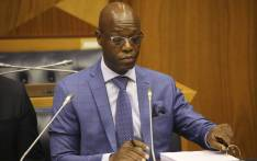 Former Eskom acting CEO Matshela Koko testifying before the Eskom parliamentary inquiry into state capture on 24 January 2018. Picture: Cindy Archillies/EWN