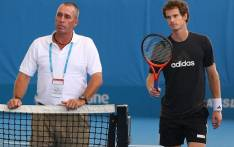 British tennis star Andy Murray and former coach Ivan Lendl. Picture: Facebook.com