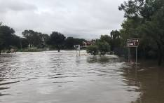 Rivers in Centurion and surrounding areas are currently at dangerously high levels on 23 March 2018. Picture: Christa Eybers/EWN