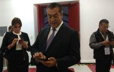 Mexican presidential candidate Jaime Rodriguez. Picture: @JaimeRdzNL/Twitter
